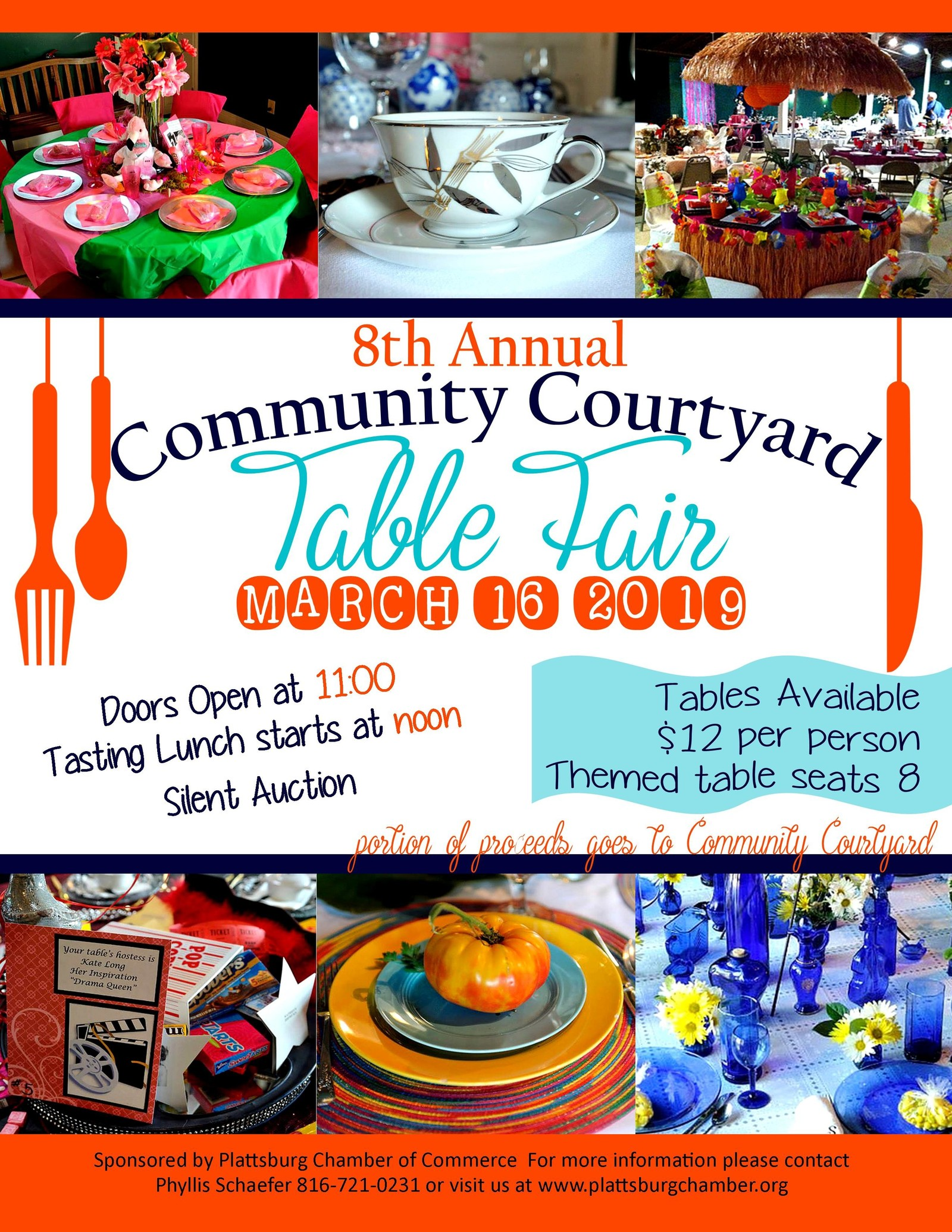 2019 Table Fair Flyer