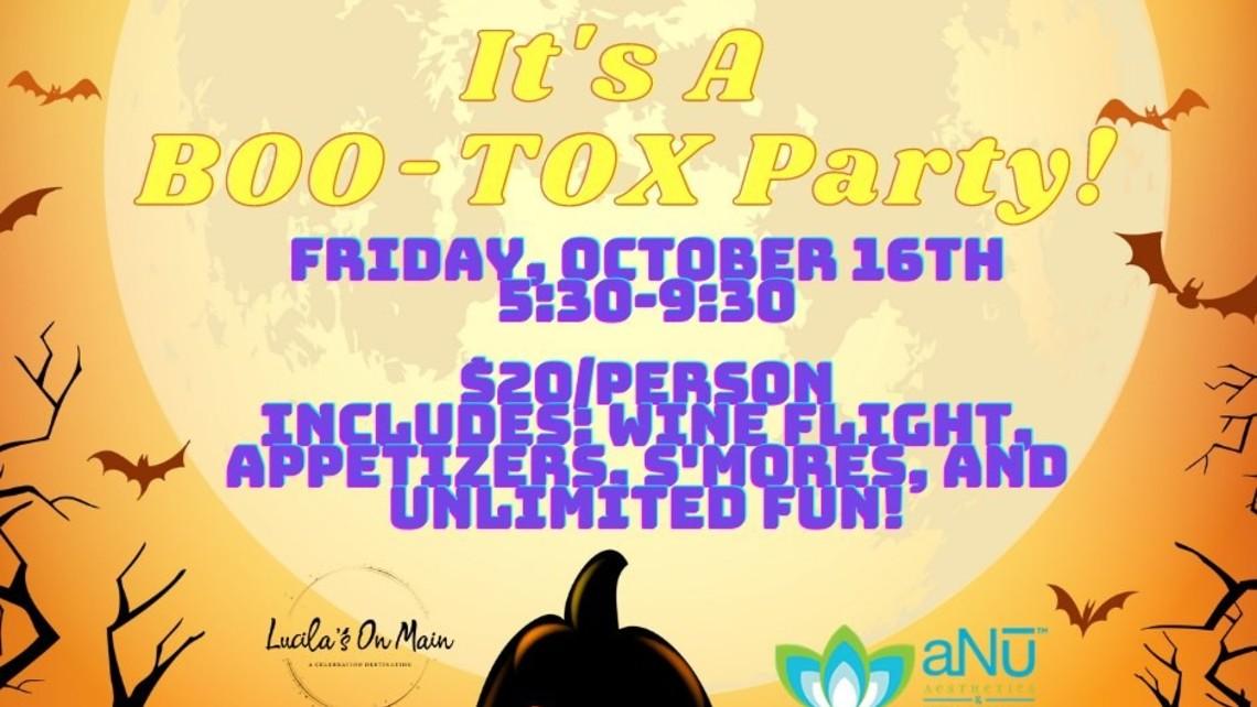 Boo Tox