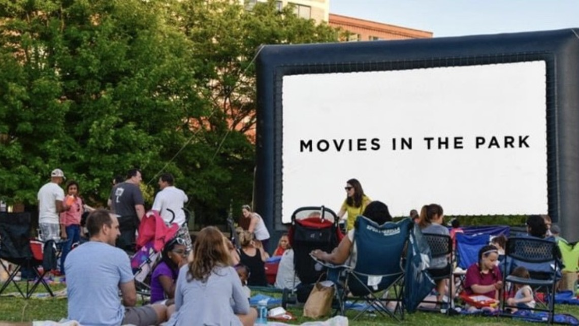 Movie In Park